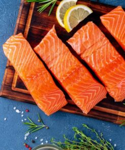 Skinless & Boneless Salmon