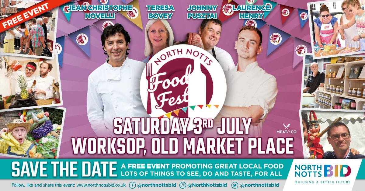 Meat and Co to Sponsor North Notts Food Festival