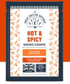 hot and spicy marinade